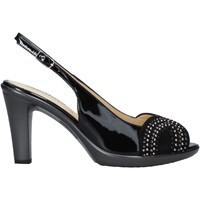 Pantofi Femei Sandale  Melluso HR50117 Negru
