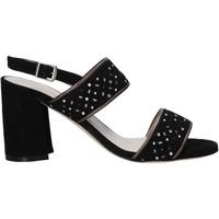 Pantofi Femei Sandale  Melluso HS533 Negru