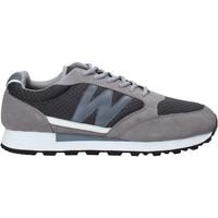 Pantofi Bărbați Sneakers Melluso U93200X Gri