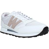 Pantofi Bărbați Pantofi sport Casual Melluso U93200X Alb