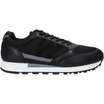 Pantofi Bărbați Sneakers Melluso U93200X Negru