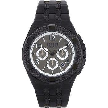 Ceasuri & Bijuterii Bărbați Ceasuri Analogice Versus by Versace VSPEW0419, Quartz, 46mm, 5ATM Negru