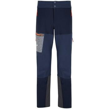 Îmbracaminte Bărbați Pantaloni  Salewa Comici Albastru marim