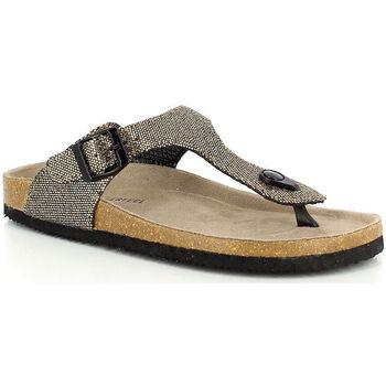 Pantofi Femei  Flip-Flops Kimberfeel ALINA Or