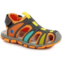 Pantofi Copii Sandale sport Kimberfeel ARLEQUIN Orange