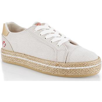 Pantofi Femei Pantofi sport Casual Kimberfeel CAMILIA Beige