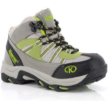 Pantofi Copii Drumetie și trekking Kimberfeel CAUCASE Vert