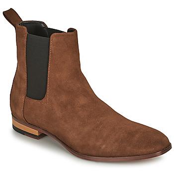 Pantofi Bărbați Ghete HUGO Cult_Cheb_sdwx Coniac