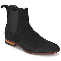 Pantofi Bărbați Ghete HUGO CULT CHEB Negru