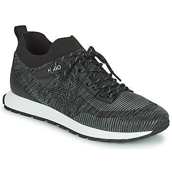 Pantofi Bărbați Pantofi sport Casual HUGO ICELIN RUNN Negru