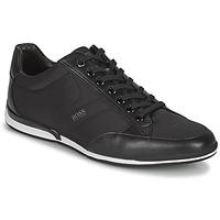 Pantofi Bărbați Pantofi sport Casual BOSS Saturn_Lowp_nyst Negru