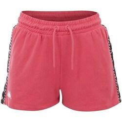 Îmbracaminte Femei Pantaloni trei sferturi Kappa Irisha Roz