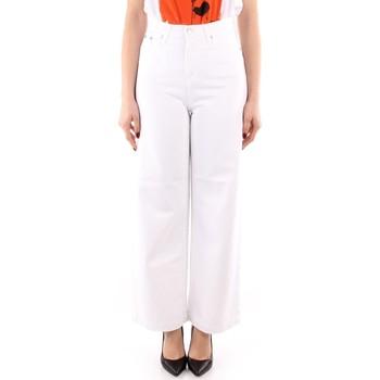 Îmbracaminte Femei Pantaloni fluizi și Pantaloni harem Roy Rogers P21RND091P3211755 WHITE