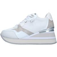 Pantofi Femei Pantofi sport stil gheata Apepazza S1HIGHNEW07/NYL WHITE