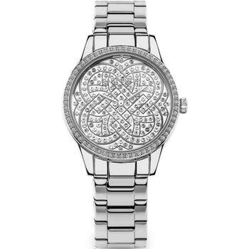 Ceasuri & Bijuterii Femei Ceasuri Analogice Daisy Dixon DD182SM, Quartz, 35mm, 3ATM Argintiu