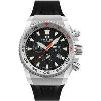 Ceasuri & Bijuterii Bărbați Ceasuri Analogice Tw-Steel ACE400, Quartz, 44mm, 30ATM Argintiu