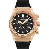 Ceasuri & Bijuterii Bărbați Ceasuri Analogice Tw-Steel ACE403, Quartz, 44mm, 30ATM Auriu