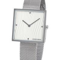 Ceasuri & Bijuterii Femei Ceasuri Analogice Jacques Lemans 1-2094D, Quartz, 30mm, 5ATM Argintiu