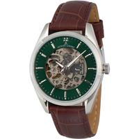 Ceasuri & Bijuterii Bărbați Ceasuri Analogice Jacques Lemans 1-2087B, Automatic, 40mm, 5ATM Argintiu