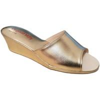 Pantofi Femei Sandale  Milly MILLY103oro nero