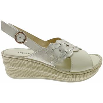 Pantofi Femei Sandale  Riposella RIP16303bia bianco