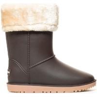 Pantofi Femei Botine Gioseppo Clust chocolate 42244 Maro