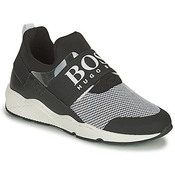 Pantofi Băieți Pantofi sport Casual BOSS NATINA Negru / Alb