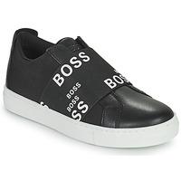 Pantofi Pantofi sport Casual BOSS KAMILA Negru / Alb