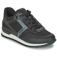 Pantofi Băieți Pantofi sport Casual BOSS FILEMONA Negru
