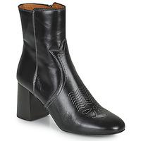 Pantofi Femei Botine See by Chloé LIZZI Negru