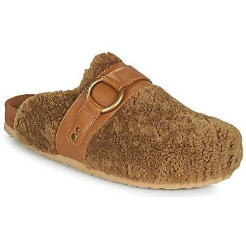 Pantofi Femei Papuci de vară See by Chloé GEMA Camel