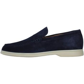 Pantofi Bărbați Mocasini Rossano Bisconti 358-02 BLUE