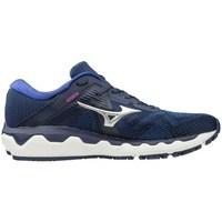 Pantofi Femei Trail și running Mizuno Wave Horizon 4 Albastru marim