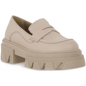 Pantofi Femei Mocasini Priv Lab VITELLO BEIGE Beige