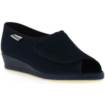 Pantofi Femei Pantofi Derby Emanuela 342 BLU Blu