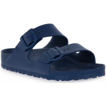 Pantofi Femei Papuci de vară Birkenstock ARIZONA EVA NAVY Blu