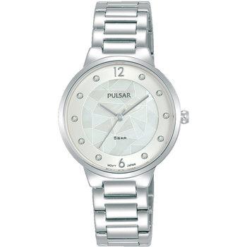 Ceasuri & Bijuterii Femei Ceasuri Analogice Pulsar PH8511X1, Quartz, 30mm, 5ATM Argintiu