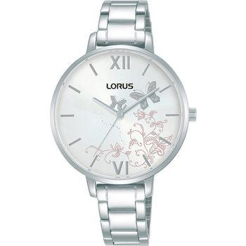 Ceasuri & Bijuterii Femei Ceasuri Analogice Lorus RG201TX9, Quartz, 34mm, 3ATM Argintiu