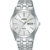 Ceasuri & Bijuterii Bărbați Ceasuri Analogice Lorus RXN71DX9, Quartz, 38mm, 5ATM Argintiu