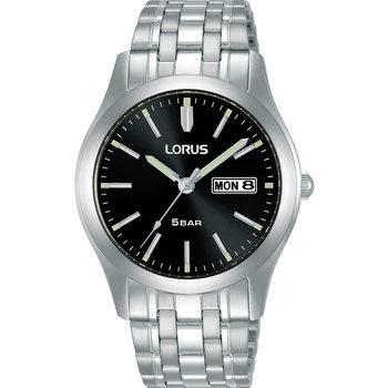 Ceasuri & Bijuterii Bărbați Ceasuri Analogice Lorus RXN67DX9, Quartz, 38mm, 5ATM Argintiu