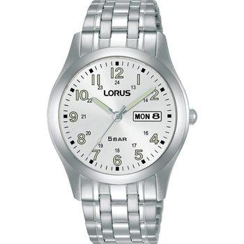 Ceasuri & Bijuterii Bărbați Ceasuri Analogice Lorus RXN75DX9, Quartz, 38mm, 5ATM Argintiu