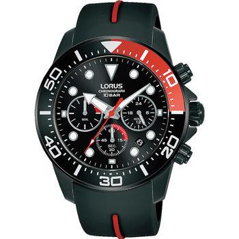 Ceasuri & Bijuterii Bărbați Ceasuri Analogice Lorus RT347JX9, Quartz, 43mm, 10ATM Negru
