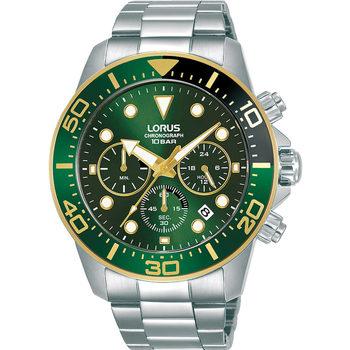 Ceasuri & Bijuterii Bărbați Ceasuri Analogice Lorus RT340JX9, Quartz, 43mm, 10ATM Argintiu