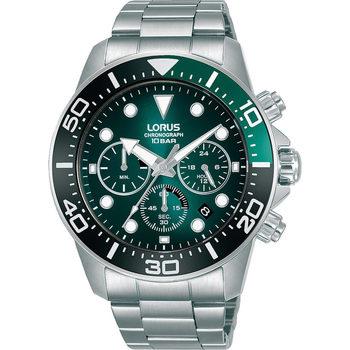 Ceasuri & Bijuterii Bărbați Ceasuri Analogice Lorus RT341JX9, Quartz, 43mm, 10ATM Argintiu