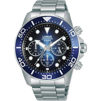 Ceasuri & Bijuterii Bărbați Ceasuri Analogice Lorus RT343JX9, Quartz, 43mm, 10ATM Argintiu