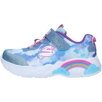 Pantofi Băieți Pantofi sport Casual Skechers 302300N BLUE