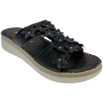 Pantofi Femei Papuci de vară Riposella RIP16209ner nero