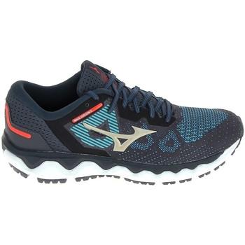 Pantofi Trail și running Mizuno Wave Horizon 5 Bleu albastru