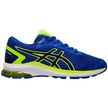 Pantofi Copii Pantofi sport Casual Asics GT1000 9 GS Negre, Albastre, Celadon