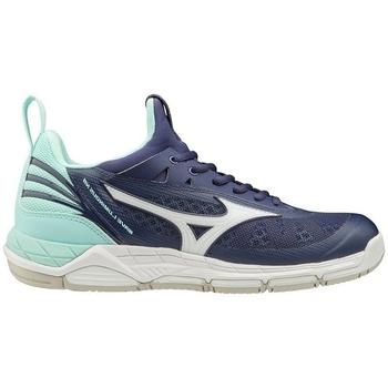 Pantofi Femei Fitness și Training Mizuno Wave Luminous W Albastru marim, De turcoaz